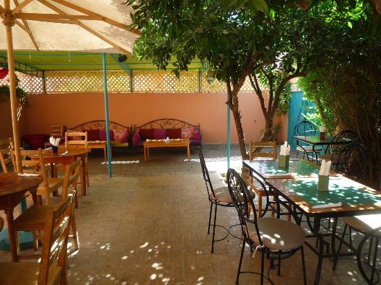 Le jardin picture of amal marrakech tripadvisor for Cafe le jardin marrakech