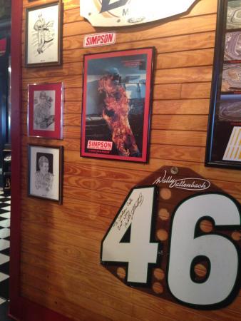 Nascar Cafe Charlotte Restaurant Reviews Amp Photos