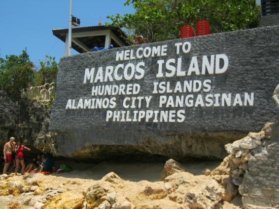 Jaydees : Island hopping at Alaminos 100 Islands