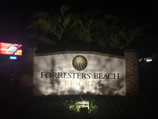 Forresters Beach Resort