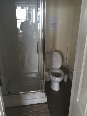 The Port Arms: Bathroom Facilities