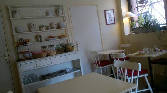 St Claire Hotel: Salle du Petit-Déjeuner