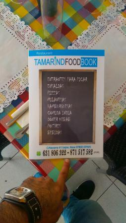 Tamarind Food Book