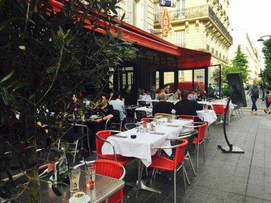 Neuilly Sur Seine Restaurant