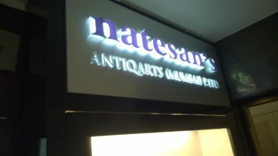 Natesan's Antiqart