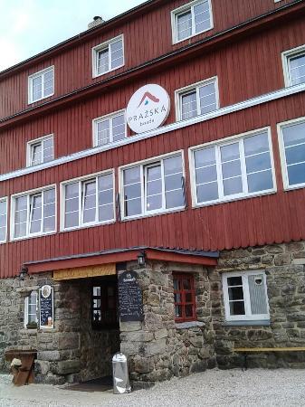 Hotel Prazska Bouda