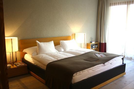 Hotel Schweizerhof: Alpenchic room