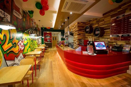 23rd Street Pizza & Grill