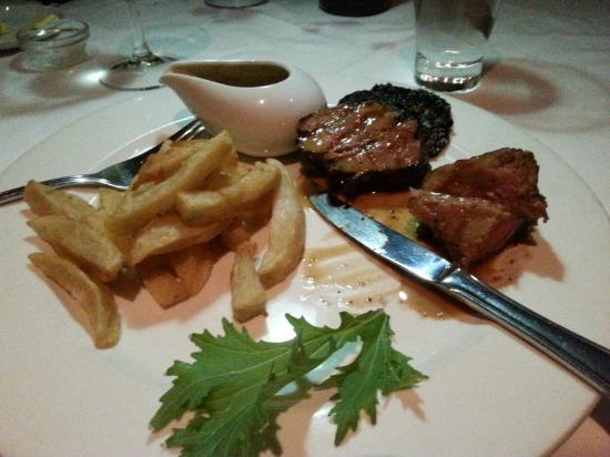 9th Avenue Bistro: Steak