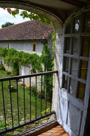 Ingrandes, France : View from bedroom