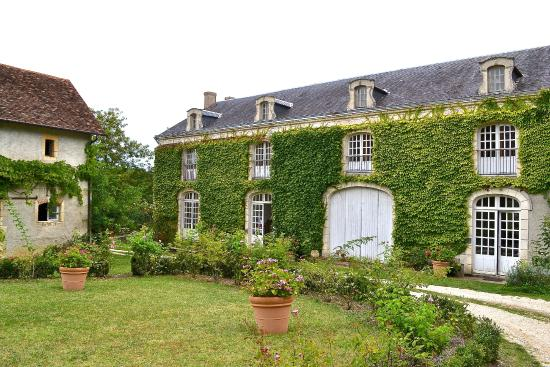 Ingrandes, France : Part of the complex