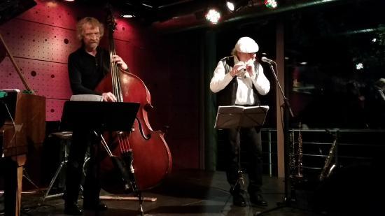 Jazzdock: Concert at Jazz Dock Prague