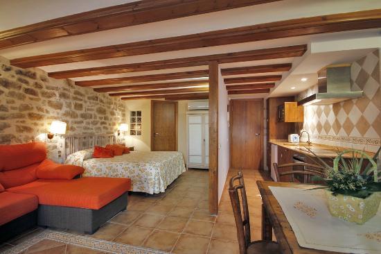 502a46ce446a4 Apartamentos Rurales Santa Agueda  Casa La Maria...Apto Cecilia