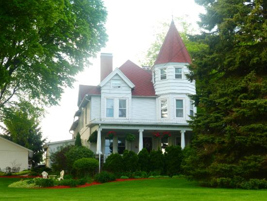Kingsley House Bed and Breakfast Inn : Welcome home!