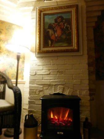 Kingsley House Bed and Breakfast Inn: The Cider Nook Suite