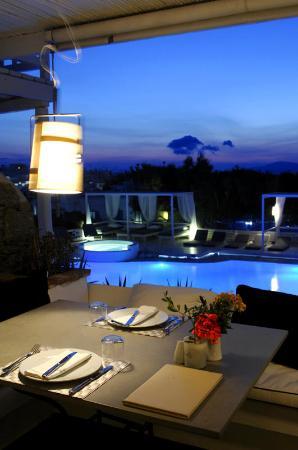 Thioni Restaurant: Restaurant