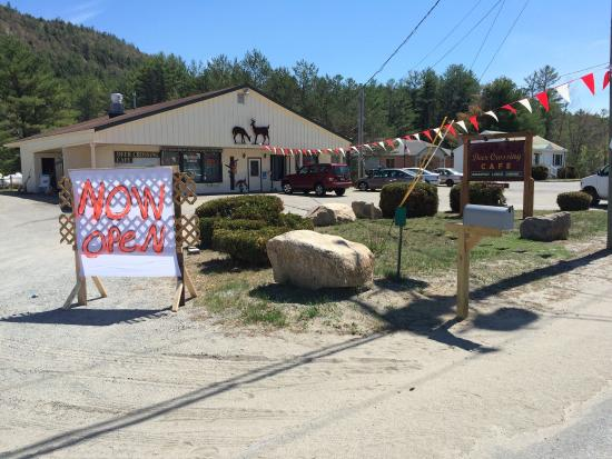 Deer Crossing Cafe: UNDER NEW OWNERSHIP