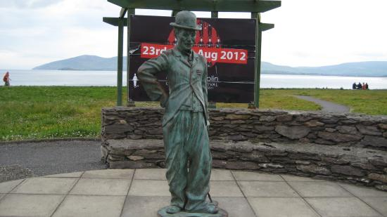 Ring of Kerry Golf Club: Charlie Chaplin a vécu ici