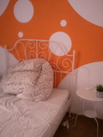 La Casa Mata: bed