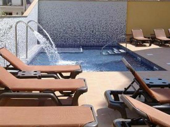 Hotel Neptuno & Apartments: Relax zone