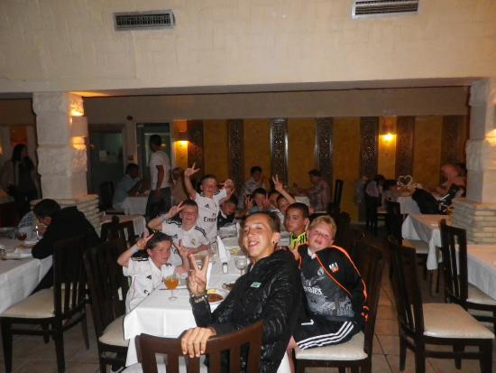 Club Marmara Dahlia : Restaurant Dahlia