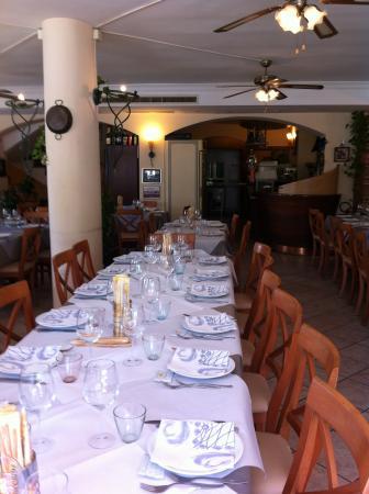 La sala da pranzo picture of ristorante gianmaria for La sala da pranzo