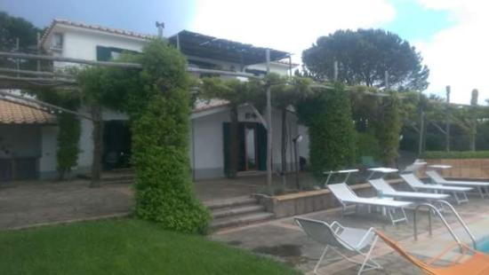 Villa Raffaela : villa