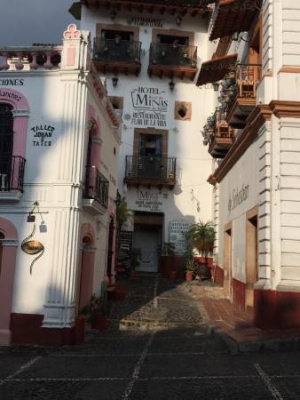 Real de Minas de Taxco Restaurant