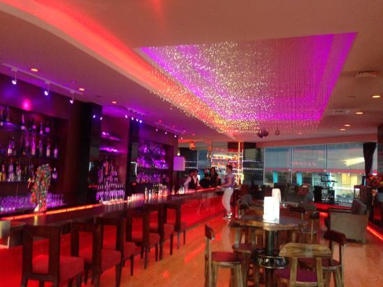 Grand Continent International Hotel: interior, hotel restaurant