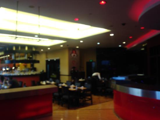Grand Continent International Hotel: restaurant inside the hotel