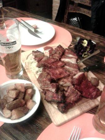 Vienna ribs : Свиные ребрышки