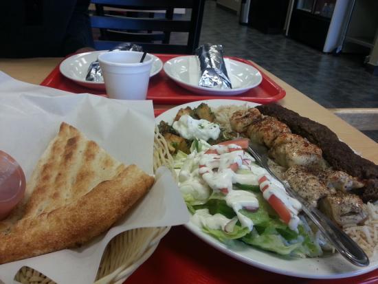 Halal Place On The Way From To To Ottawa Limestone Kabob House Kingston Traveller Reviews Tripadvisor