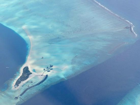 Cocoa Island da idrovolante