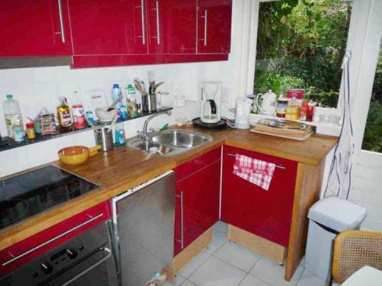 Wooden Mill Bed & Breakfast: Küche