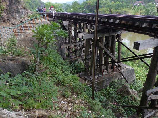 Death Railway Kanchanaburi - Picture of Thai-Burma Railway (Death Railway), K...