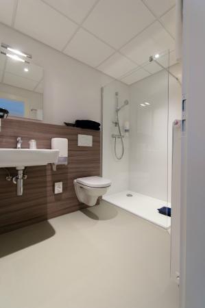 Alberthotel : bathroom