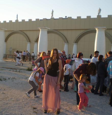 Greek Amphitheater : идем на огни анатолии
