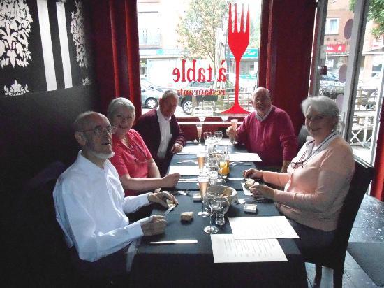 A Table: les 92 ans de mon père.....