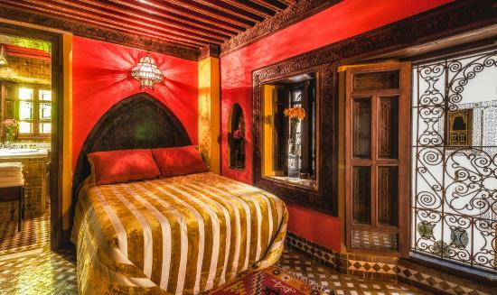 Riad La Maison Verte: Suite Azzedine