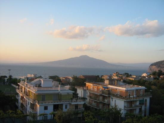 Hotel Zi Teresa: View from the roof terrace