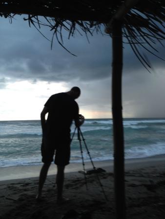 El Rey Patricio: Beach