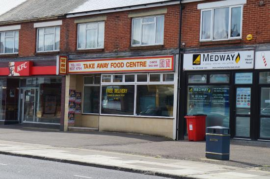 Take Away Food Centre