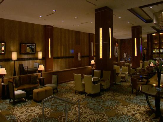 Intercontinental Dallas Lobby