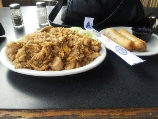Harbor Docks : Thai Fried Rice