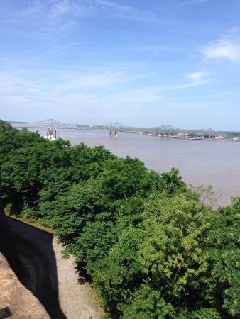 Natchez, MS: Beautiful view.