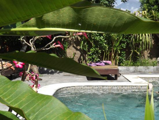 Citra Lestari Cottages: attention au soleil