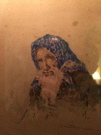 Riyad Al Moussika: Art in the hotel
