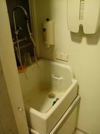 Einstein's Sink
