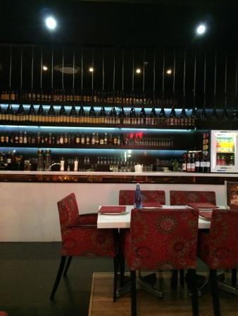 De'Ma. Restaurant: Bar area