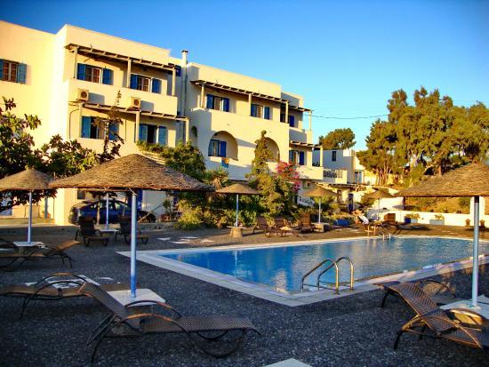 Caldera A Hotel Бассейн